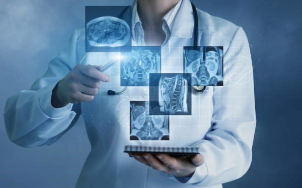 Ultrasound Type Medicinal Imaging